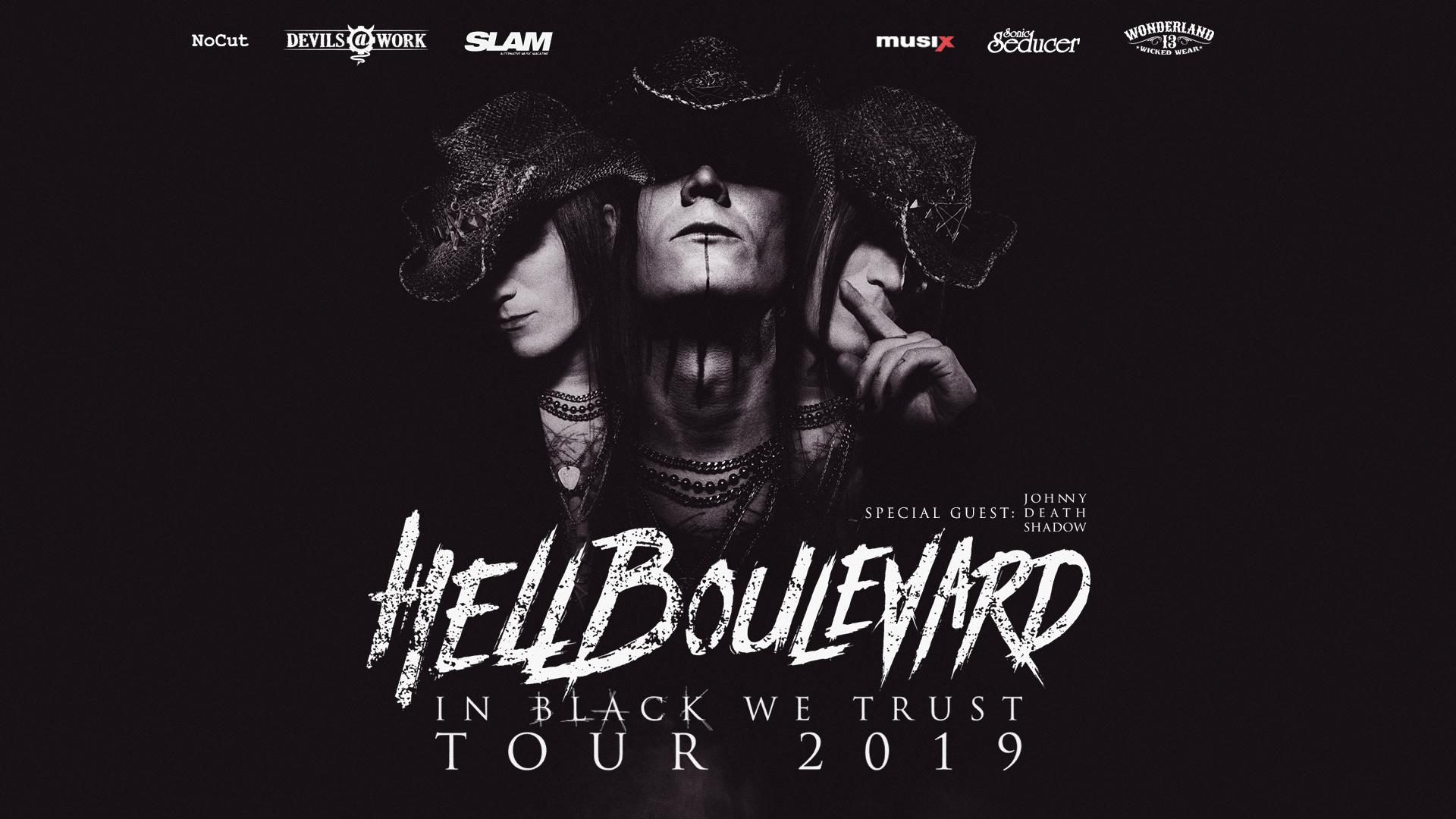 Hell Boulevard NoCut Tour Header
