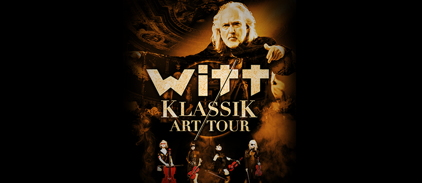 Joachim NoCut Witt Klassik Art Tour