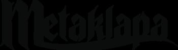 Metaklapa Logo Full Black